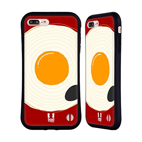 Head Case Designs Aztèque Collection De Disque De Vinyle Étui Coque Hybride pour Apple iPhone 6 / 6s Oeuf