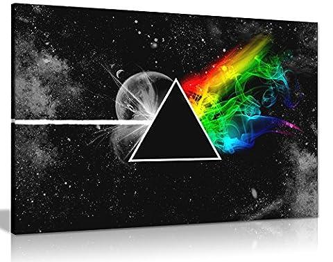 Pink Floyd Dark Side of the Moon Wall Art Print