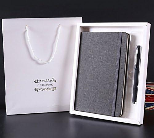 SunnyGod Cadeau pour Les Les Les Enfants Coffret Cadeau en Cuir pour réunion d'affaires (Gris) B07GSXV7S1   Luxuriante Dans La Conception  b86520