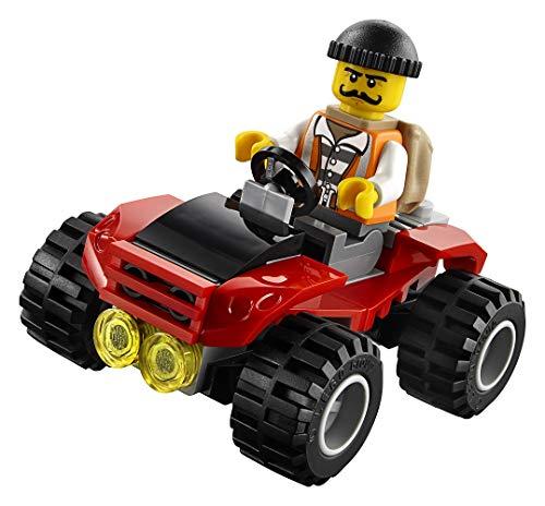 Lego 60139 City Mobile Einsatzzentrale, Bausteinspielzeug - 11