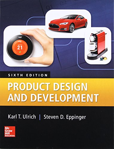 Product Design and Development (Irwin Marketing) por Karl Ulrich