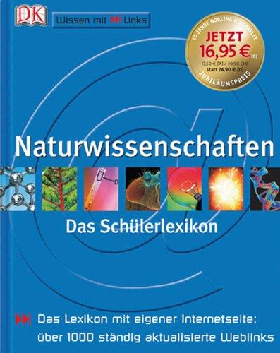 Naturwissenschaften: Das Schülerlexikon