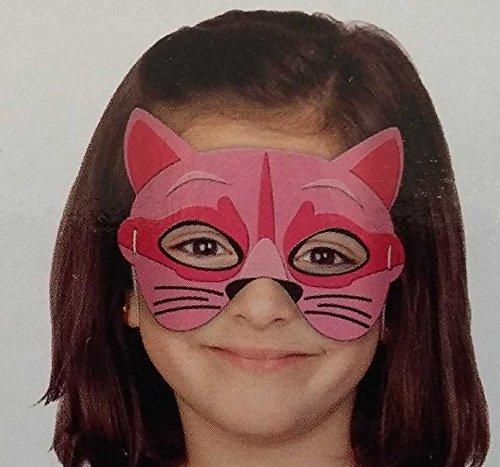 umstoff für Kinder und Erwachsene Gesichtsmaske für Fasching oder Party ()