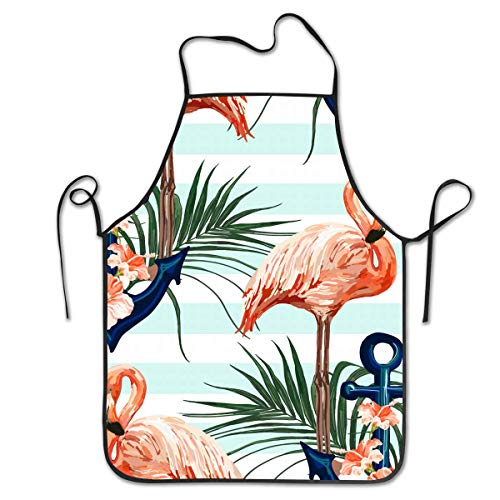 HTETRERW Cooking Apron Men Bib, Ancient Egypt Clipart Orange Cooking/Grill/Baking/BBQ Durable Apron, Unique and Soft for Kitchen Home Garden Restaurant, Water Drop and Oil Proof Aprons (Kostüm Party Clipart)