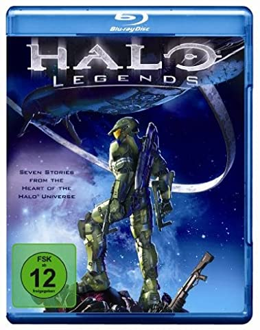 Halo Legends [Blu-ray]