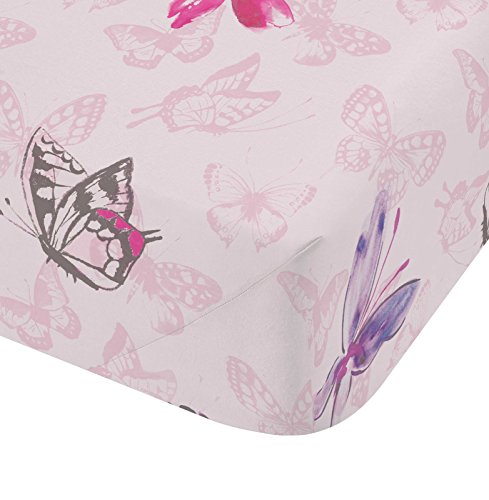 Catherine Lansfield Bettwäsche Prinzessin, Rosa, Drap-housse simple