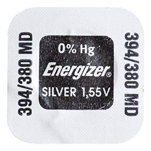 Energizer 394 SR936SW Sb-a4 batterie de montre oxyde d'argent 1,55 V