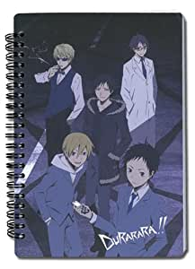Durarara!! Celty, Mikado, Izaya cahier