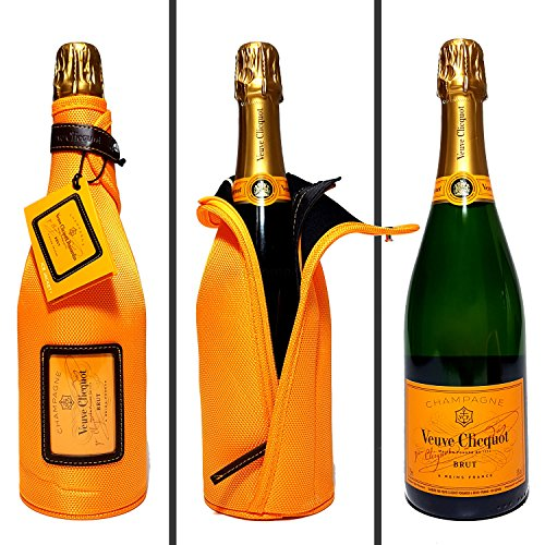 Veuve Clicquot Brut Champagner mit Ice Jacket 75cl (12% Vol)