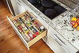 Rev-A-Shelf - 4SDI-24 - Wood Spice Drawer Insert