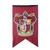 Bandera Harry Potter Gryffindor