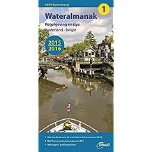 ANWB wateralmanak  / Deel 1 2015/2016 / druk 1 (Wateralmanak 2015-2016)