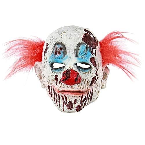 VECCHIO inquietante STREGA Maschera Lattice Adulti Halloween Fiaba Costume Accessorio