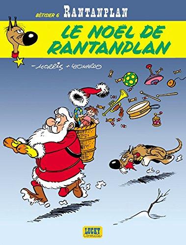 Rantanplan, tome 16 : Bêtisier 6 - Le noël de rantanplan