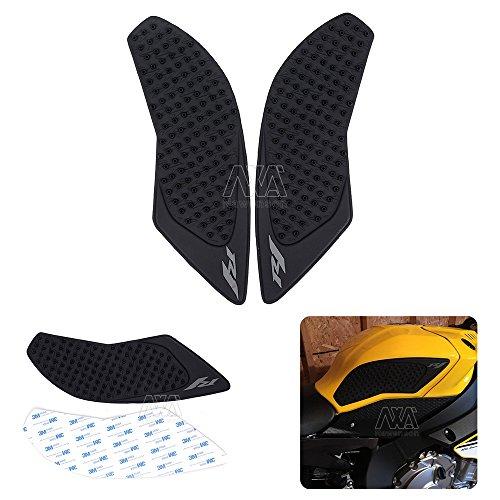 Cavalletto laterale antiscivolo serbatoio 3m protezione Pad gas ginocchio grip Traction Pads Protector adesivi per Yamaha R120152016