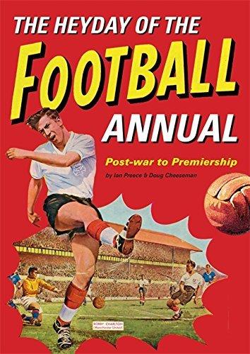 World of the Football Annual by Ian Preece (2016-01-19)