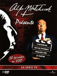 Alfred Hitchcock présente : La série TV - 20 épisodes en VOST - L'intégrale des 20 épisodes réalisés par le maître- 12 épisodes en VF + 8 épisodes en VOST uniquement - + de 9 heures de suspens