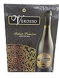 3L BAG in BOX Wein VEROSSO, Salento Primitivo 3,0l 13,5 %