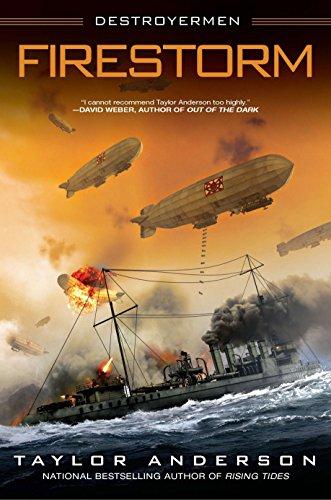 Firestorm (Destroyermen (Hardcover)) por Taylor Anderson