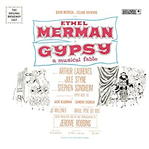 Gypsy:a Musical Fable [Import USA]