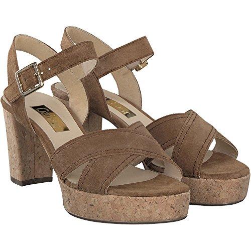Gabor 61-711 sandales mode femme Braun