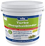 Söll 17096 Turbo PhosphatBinder - Extraschnell gegen Phosphatspitzen - 1,2 kg