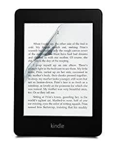 Moshi AirFoil Screen Protector for Kindle Paperwhite, Kindle, Kindle Keyboard (Pack of 1)
