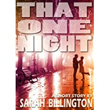 That One Night (A New Adult Contemporary)