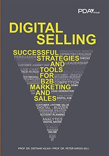 cessful Strategies and Tools for B2B Marketing and Sales (B2b Digital Marketing)