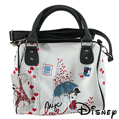 disney damen handtasche damentasche tasche henkeltasche. Black Bedroom Furniture Sets. Home Design Ideas
