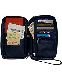 Cartera de Viajero de Roomi Space. ¡Obtenga esta cartera de pasaporte para viaje elegante & multi-funcional para tener una experiencia de viaje segura, cómoda & inteligente!