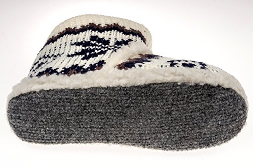 Pantofole Donna Gibra® Calde, Beige, Taglia 37/38 - 41/42 Beige