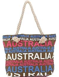 RICKYY Women Stylish Handbag Large Capacity Travel Luggage Shopping Medium Hand Bag / Shoulder Bag/ Hand Held...