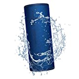 Ultimate Ears Megaboom 3 Bluetooth Lautsprecher (Wasserdichter 360°-Sound) - Blaue Lagune