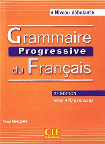 grammaire-progressive-du-francais-niveau-debutant-avec-400-exercices-buch-mit-audio-cd-2eme-edition