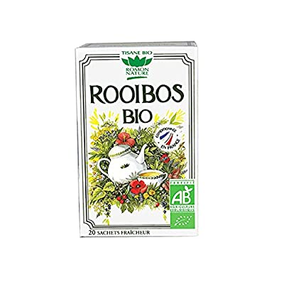 Romon Nature - Rooibos bio - Tisane biologique Romon Nature