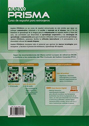 Editorial edinumen the best amazon price in savemoney nuevo prisma c1 libro del alumno cd 5 fandeluxe Images