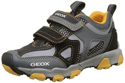 <span class='b_prefix'></span> Geox Boys' J MAGNETAR B Low-Top Sneakers