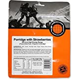 Expedition Foods Porridge with Strawberries (800kcal) - Healthy Dehydrated Meal