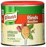 Knorr Rinds Bouillon Natürliche Zutaten Brühe Dose, 6er Pack (6 x 6.75 l)