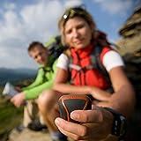 Garmin Dakota 20 GPS-Handgerät (barometrischer Höhenmesser, 850MB Speicher, 6,6cm (2,6 Zoll) Touch-Farbdisplay) - 6