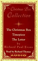 The Christmas Box Collection: The Christmas Box/Timepiece/The Letter by Richard Paul Evans (1997-08-01)