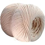 Butcher's Cotton Twine Ball (twine Ball, 100 Gram , 300 Ft Thread Or 91 Meter Approx,1.5 MM Thickness,Made In Indian, Order For 3 Unit Get 4th Unit Free)