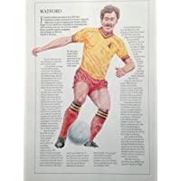 e5f7d3fd3cd Club Colours Kits CLUB COLOURS Historical Football Kits + Records picture  Watford Part 1