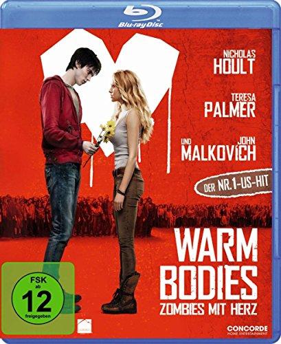 Warm Bodies [Blu-ray]