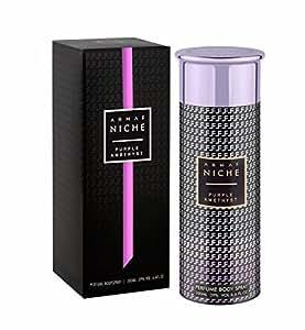 Armaf Niche Deodorant Body Spray For Men Purple Amethyst 200 ML