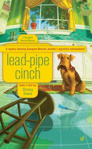 Lead-Pipe Cinch (A Georgiana Neverall Mystery Book 2) (English Edition) Womens Cinch
