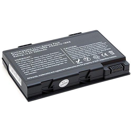 NX - Batteria pc portatile 14.8V 5200mAh - PA3395U-1BRS;PA3421U.1BRS;B-5385;TOBA