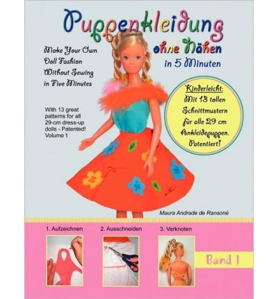 (PUPPENKLEIDUNG OHNE NHEN IN 5 MINUTEN) BY paperback (Author) paperback Published on (01 , 2009)