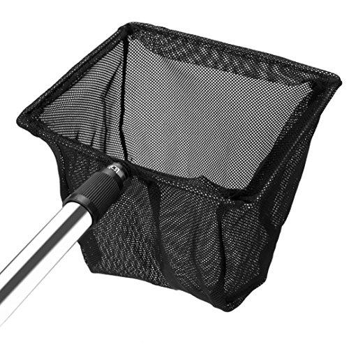 Vazan - Landung Fischernetz Teleskop 47-84cm Folding Fishing Pole erweitern Fly Carp Course großen Klappkescher -
